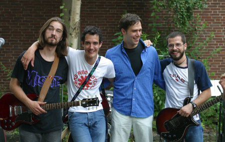The Band 2003